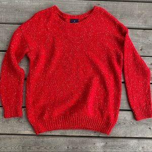 American Eagle Vintage Boyfriend Knit Sweater